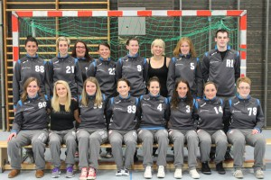Erste Damenmannschaft der HSG Dudweiler-Fischbach (Foto: Verein)