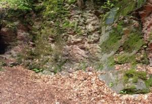 Brennender Berg (Foto: privat)