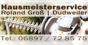 Hausmeister Saarbrücken-Dudweiler-Sulzbach - Roland Groß