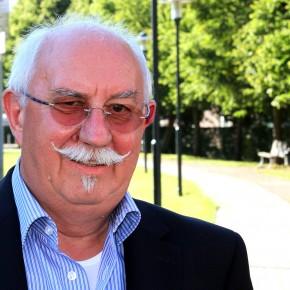 Reiner Schwarz, Bürgermeister von Dudweiler (Foto: Thomas Braun)