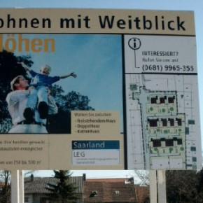 Dudweiler Höhen (Foto: Erwin Backes)