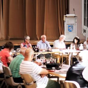 Reiner Schwarz übernimmt die Amtsgeschäfte ... (Foto: Thomas Braun)