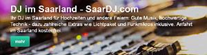 Hochzeits-DJ im Saarland - SaarDJ.com