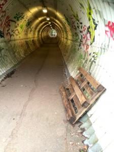 Tunnel Istzustand