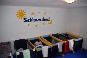 """Willkommen im """"Schlummerland"""" der """"Wilden Eins"""""""