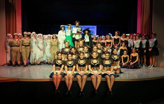 Tanzturnier Grüne Nelke 2018