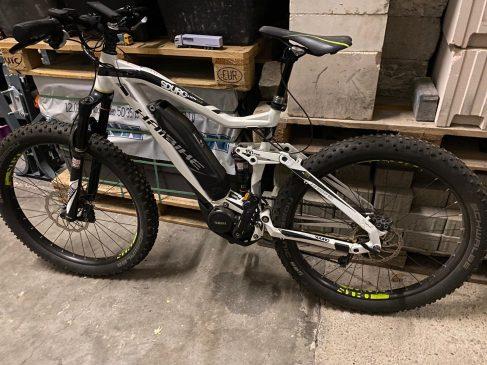 E-Bike, das bei dem Einbruch in der Sulzbachtalstraße gestohlen wurde